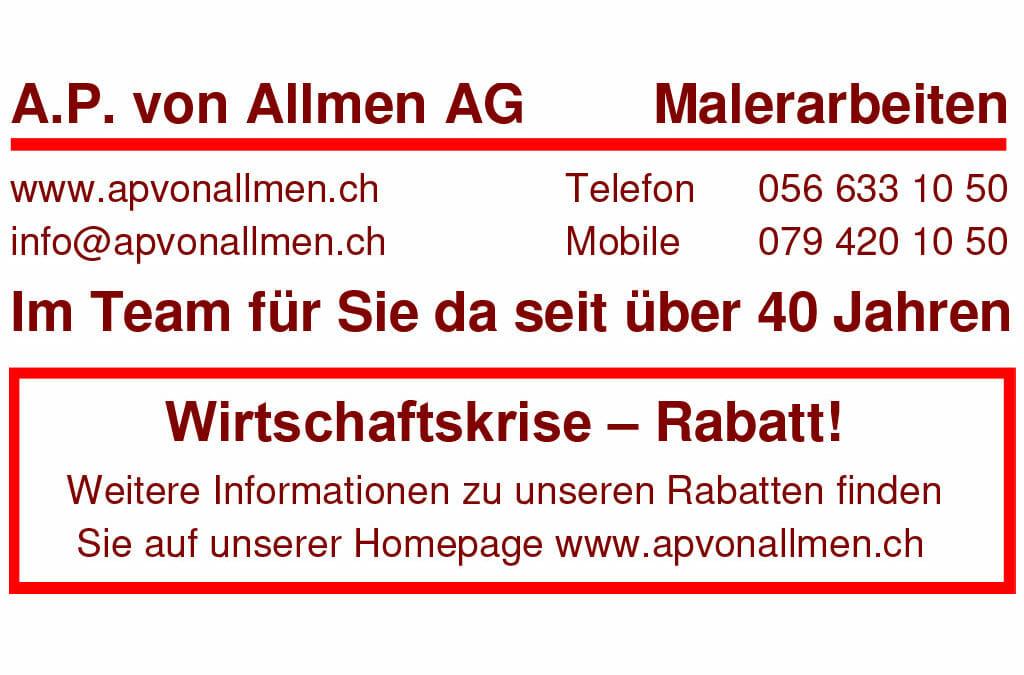 A.P. von Allmen AG