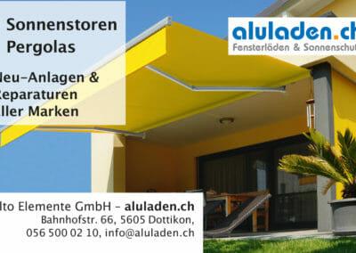 Alto Elemente GmbH – aluladen.ch