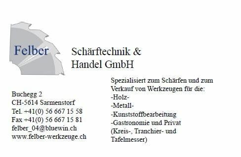 Felber Schärftechnik & Handel GmbH