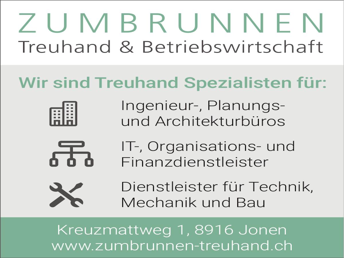 Zumbrunnen Treuhand GmbH Angebot
