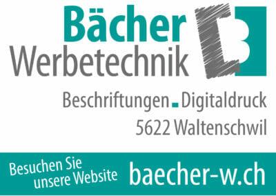 Bächer Werbetechnik GmbH