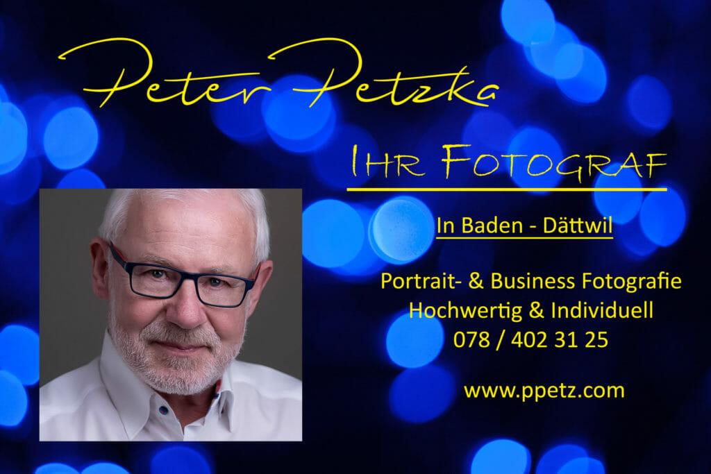 Business- & Portrait Fotografie Peter Petzka