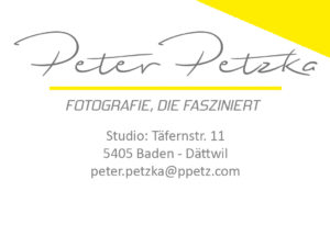 Business- & Portrait Fotografie Peter Petzka