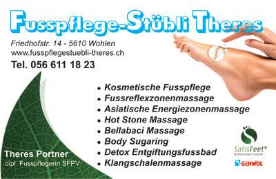 Fusspflege-Stübli Theres