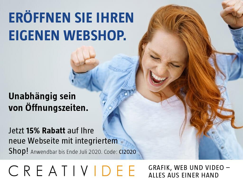 creatividee solutions gmbh Angebot
