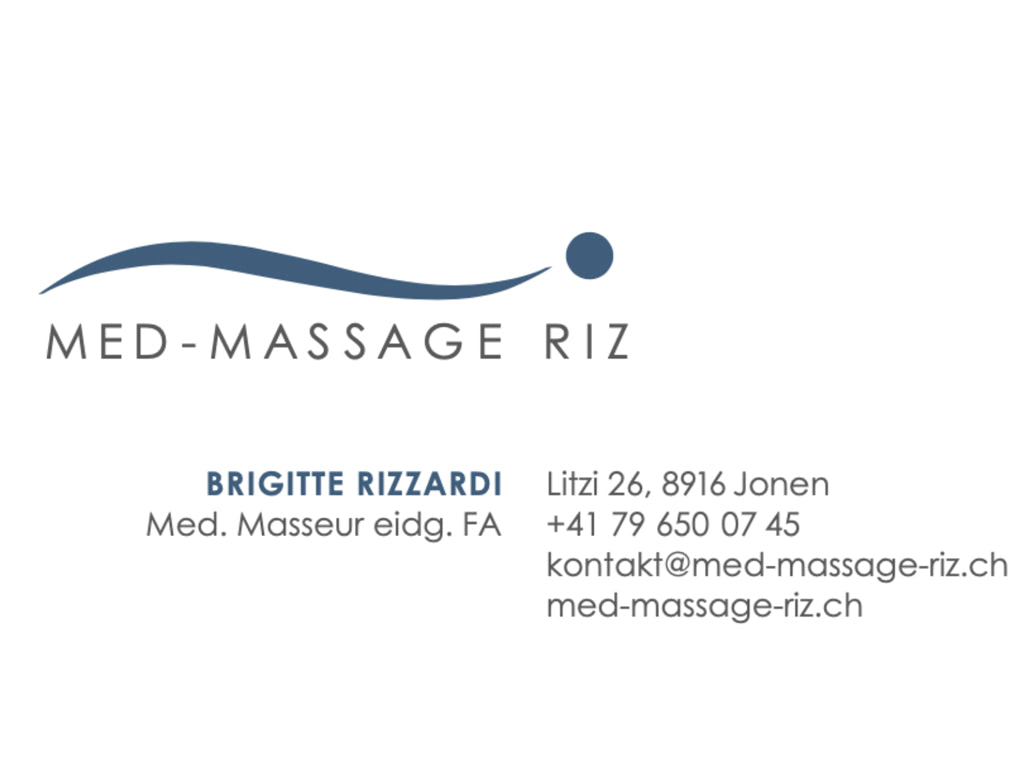 MED-MASSAGE RIZ Angebot