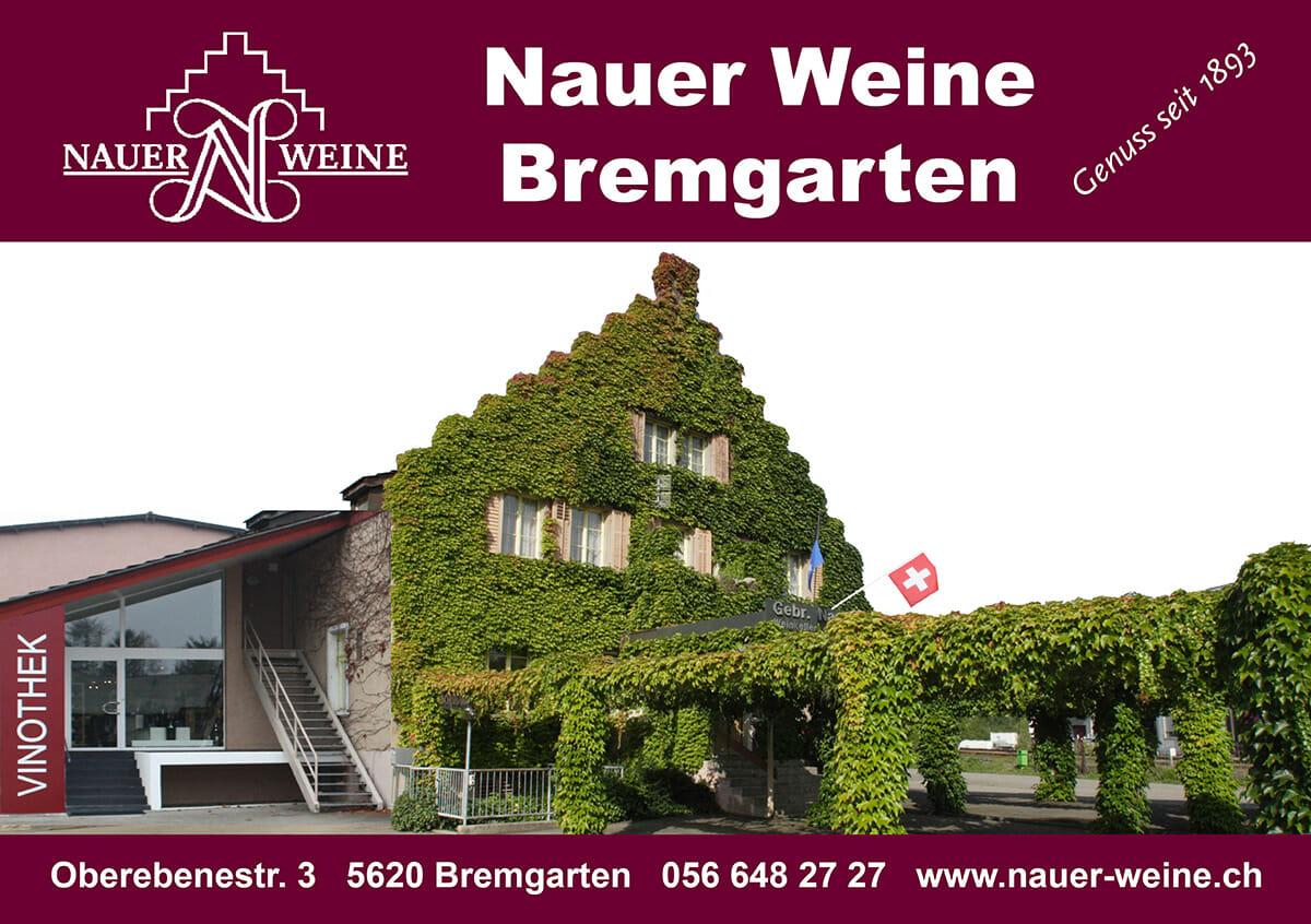 Nauer Weine Bremgarten