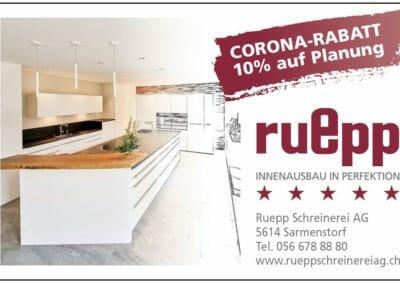 Ruepp Schreinerei AG