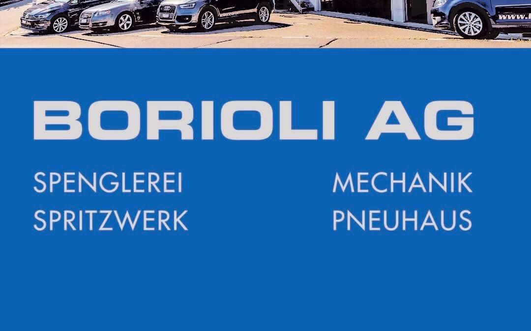 Borioli AG – Ihre Autogarage